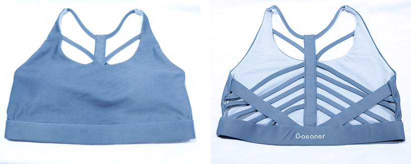 INGOR soft cute padded sports bras to enhance the capacity of sports for girls-2