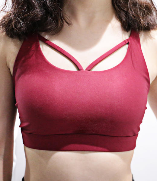 INGOR purple triumph sports bra on sale for ladies