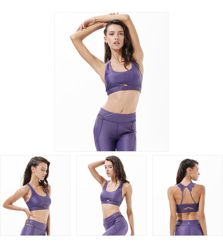 INGOR online women's sports bra to enhance the capacity of sports at the gym-5