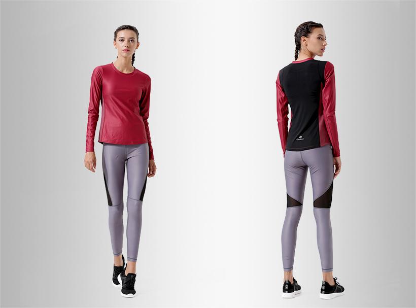 INGOR sweatshirt Black Sweatshirt to keep you staying clean and dry for ladies-1