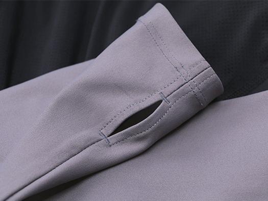 INGOR anti-Static black ladies sweatshirt shirts for women-3