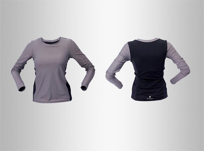 custom ladies white sweatshirt on sale for sport INGOR