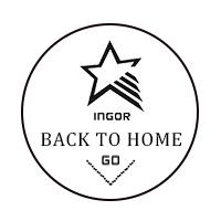 INGOR anti-Static black ladies sweatshirt shirts for women-7