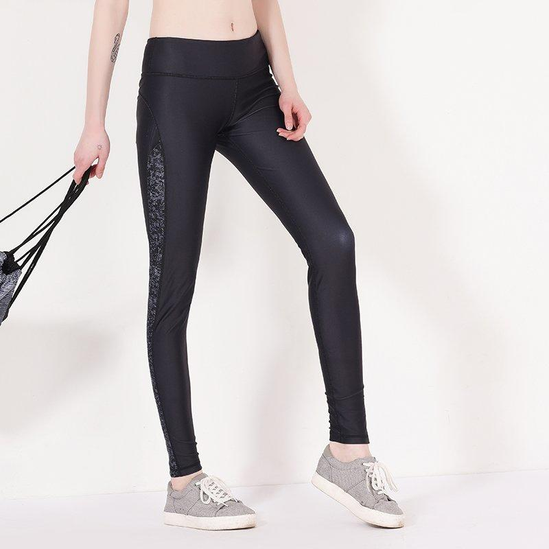 High waist sports leggings for women Y1912P04