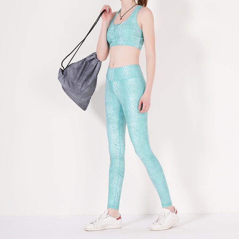 INGOR Hot printed yoga leggings dress pants Y1912P07 Leggings image11