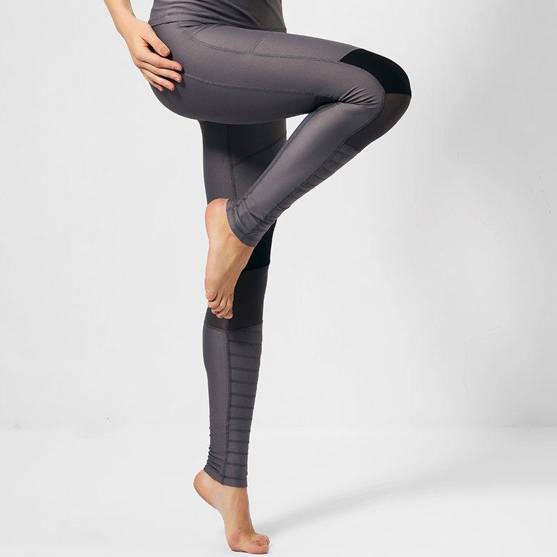 INGOR GYP16006 Workout High Waist Patterned Fitness Leggings Women Leggings image8