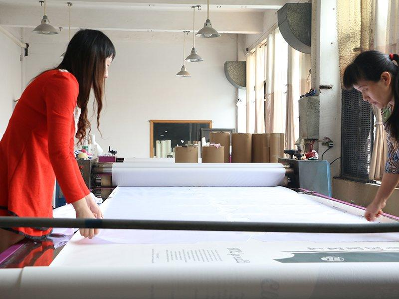 Factory process - Printing