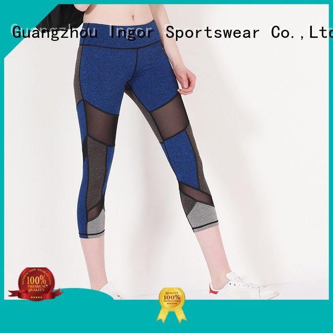 INGOR fashion running tight ladies leggings brands