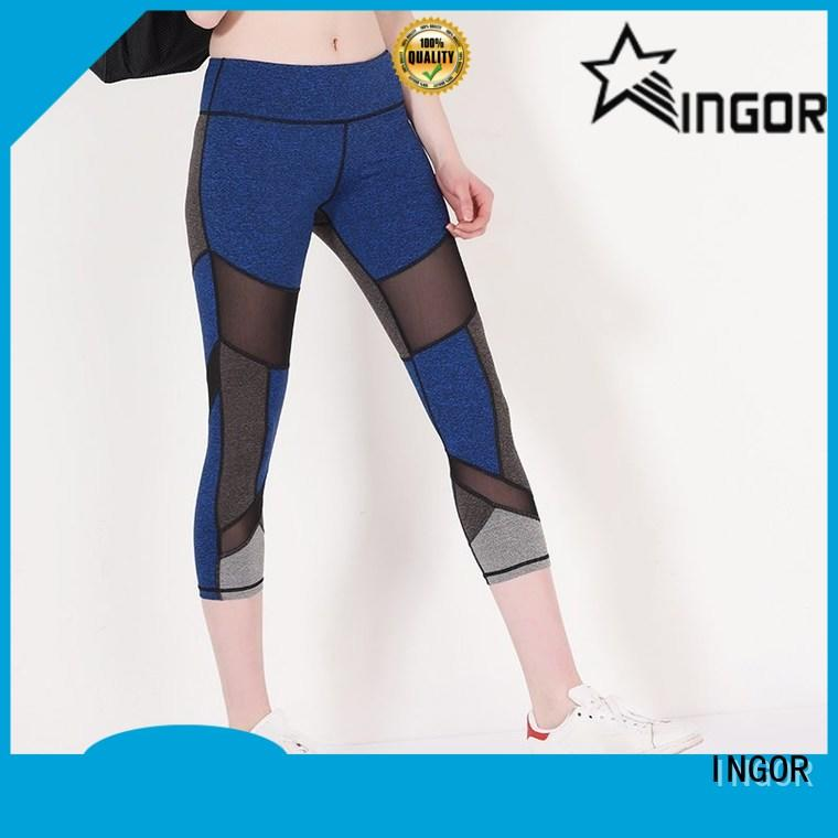 INGOR fitness with four needles six threads for women