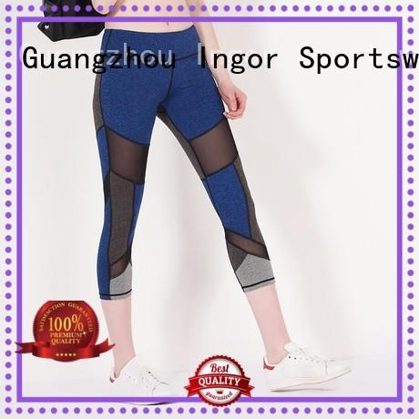 sexy sports INGOR Brand ladies leggings factory