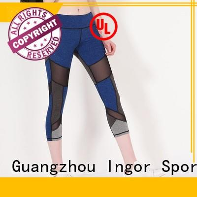 brands tight ladies leggings  INGOR manufacture