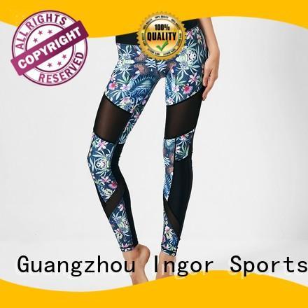 ladies leggings capri workout Warranty INGOR