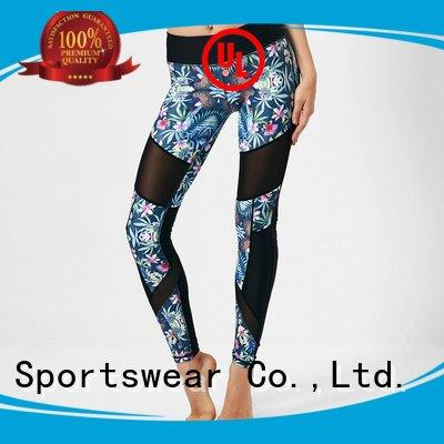 ladies leggings  pants yoga pants blue company