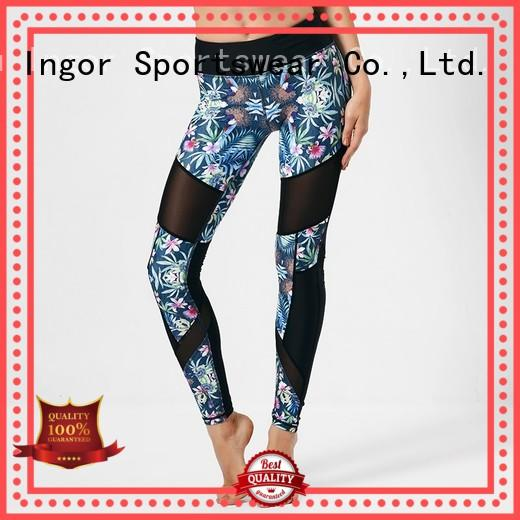 fashion ladies leggings  leggings sports INGOR Brand