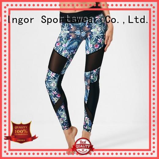 fashion ladies leggings leggings sports INGOR Brand
