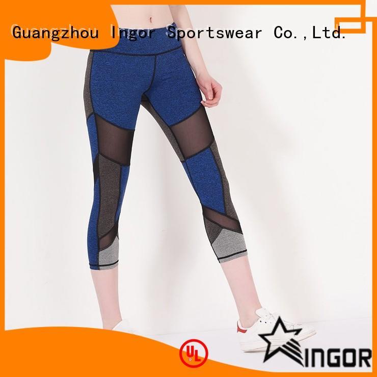 INGOR Brand fashion leggings brands custom ladies leggings