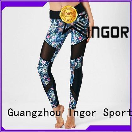 ladies leggings sexy workout yoga pants INGOR Brand