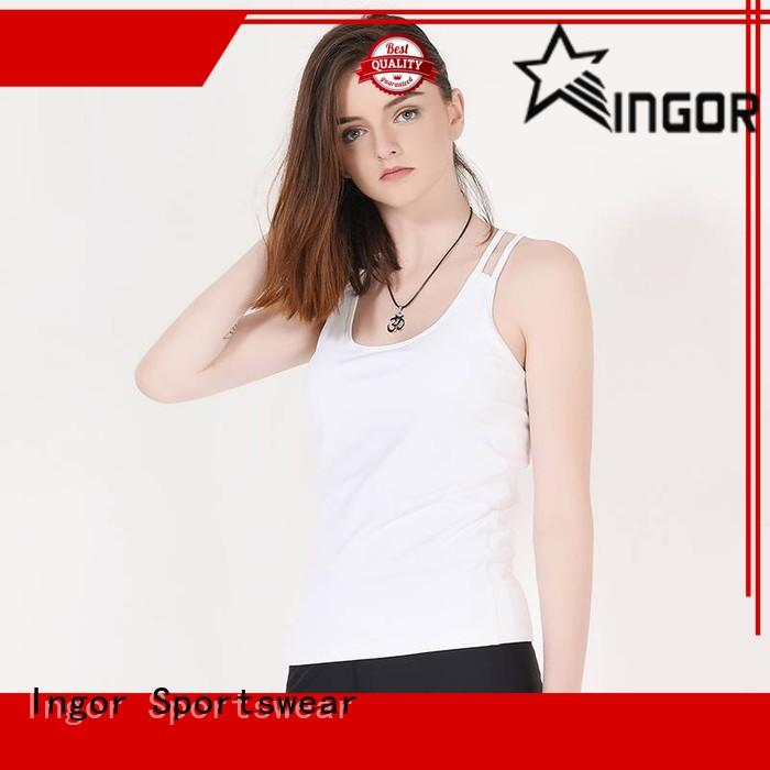 INGOR fashion tank top with high quality for sport