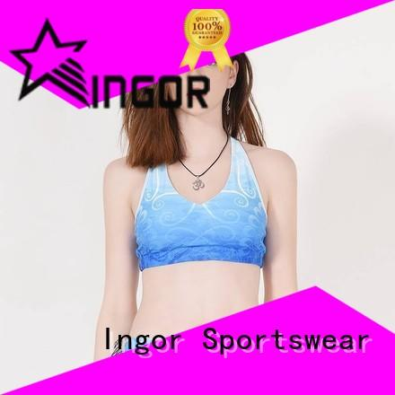 INGOR quality sports bra on sale at the gym
