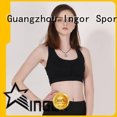 online white sports bra design to enhance the capacity of sports for girls
