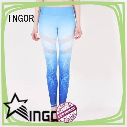 INGOR fitness yoga capris on sale for ladies