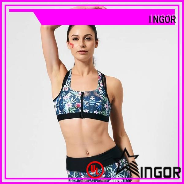 online enell sports bra support with high quality for ladies
