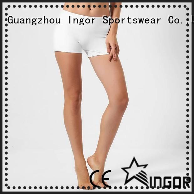 INGOR yoga yoga shorts with high quality for ladies