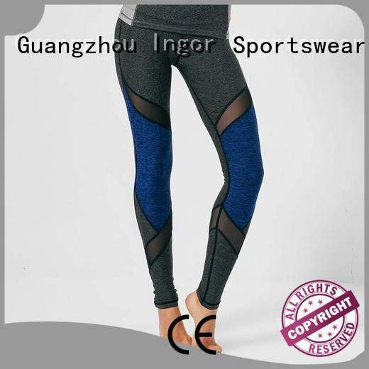 ladies leggings tights INGOR Brand yoga pants