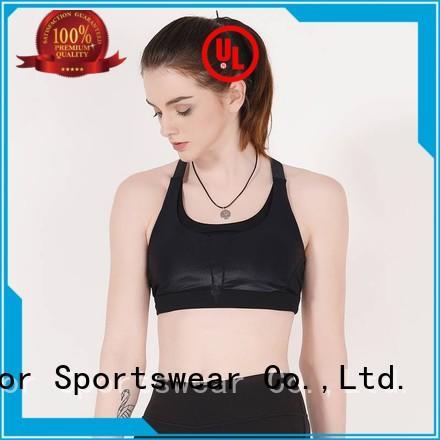 Hot colorful sports bras comfortable INGOR Brand