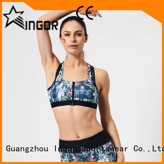 INGOR soft sports bra on sale for ladies