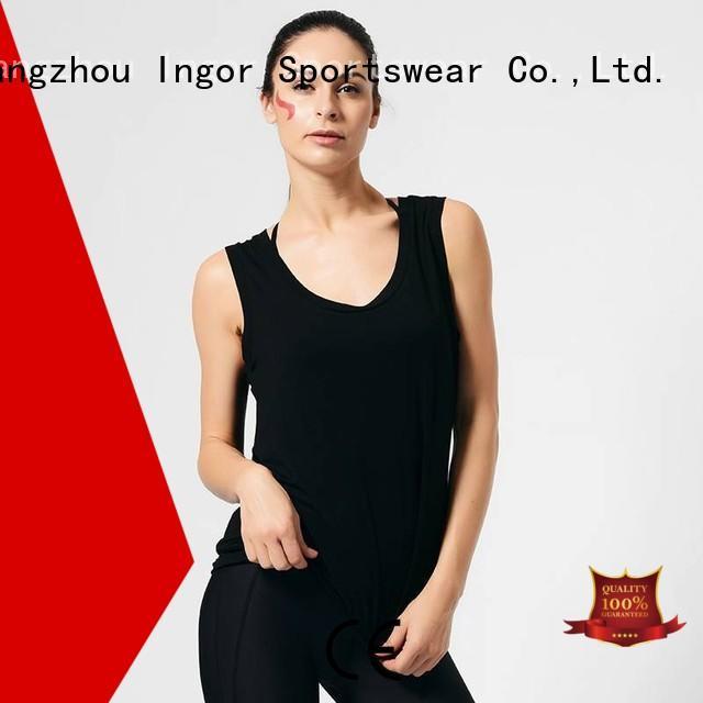 women's workout tank tops fashion bulk tank top manufacture