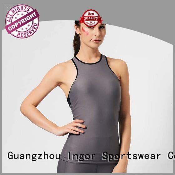 Wholesale blank women tank top INGOR Brand