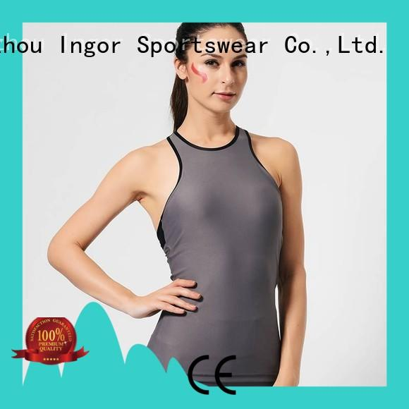 tight tank top tops for women INGOR