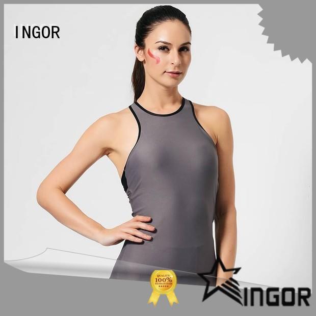 INGOR yoga tops on sale for ladies