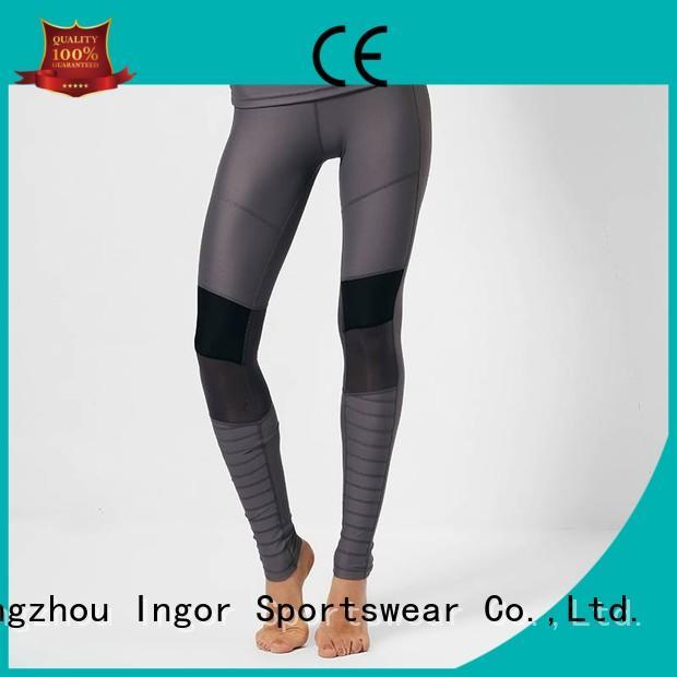 ladies leggings pants plain yoga pants dress company