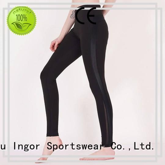 floral sports INGOR Brand yoga pants