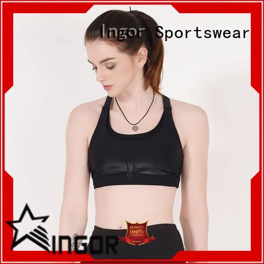 INGOR soft best sports bra for gym with high quality at the gym