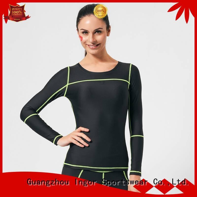 sweatshirts for ladies long running INGOR Brand