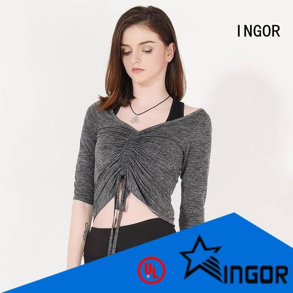 breathable modern sweatshirt long with high quality for ladies