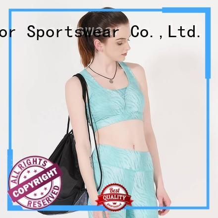 colorful sports bras strap women INGOR Brand sports bra