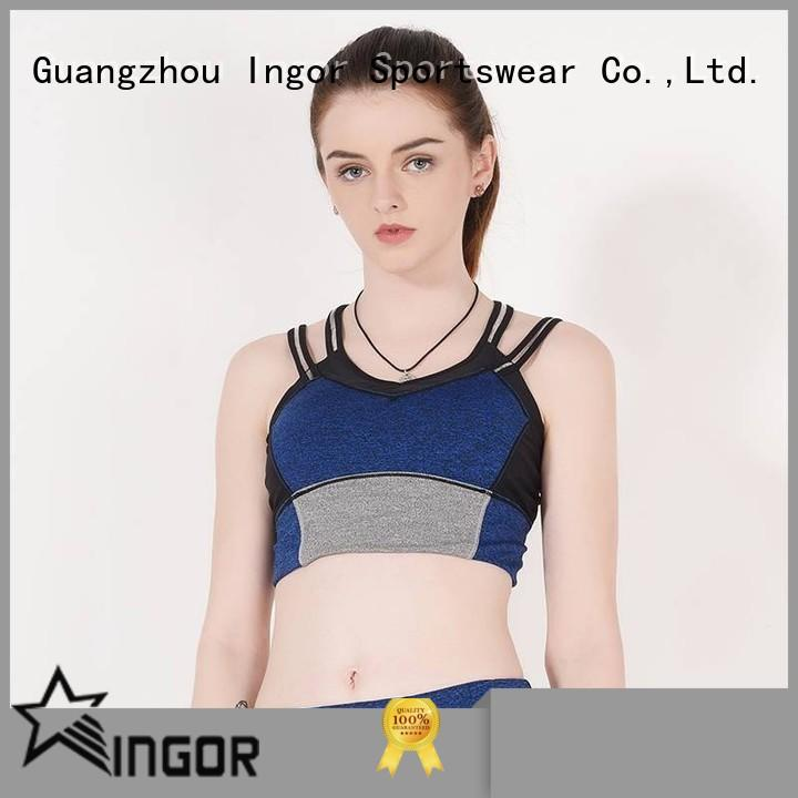 yoga performance sports bra INGOR Brand