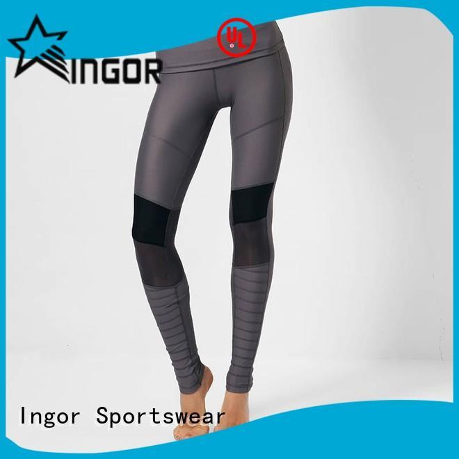 GYP16006 Workout High Waist Patterned Fitness Leggings Women