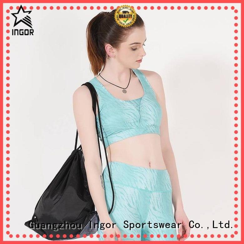 custom lady bra bra to enhance the capacity of sports for ladies INGOR