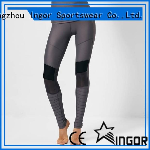 blue print yoga pants pants printed INGOR company