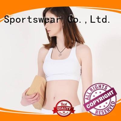 design support burgandy INGOR Brand colorful sports bras factory