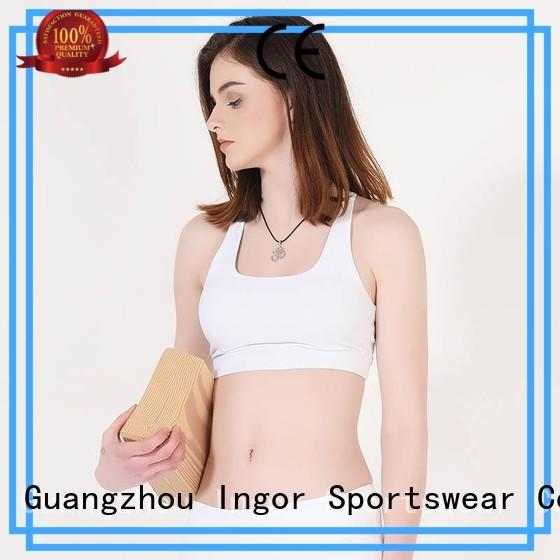 Hot sports bra activewear INGOR Brand