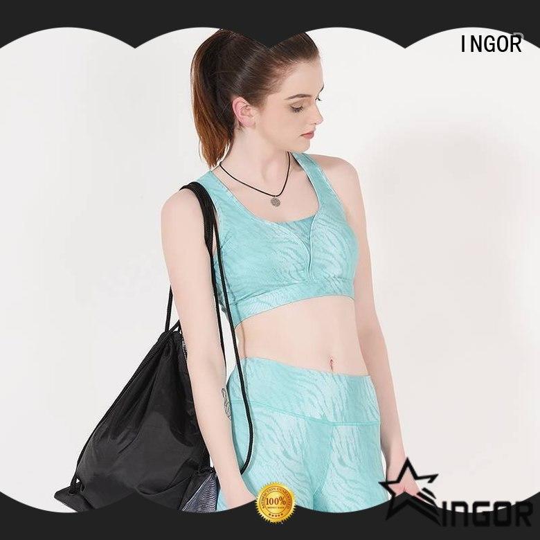 INGOR quality yoga bra to enhance the capacity of sports for sport