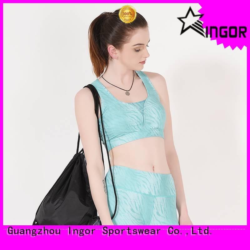 colorful sports bras design wireless sports bra manufacture