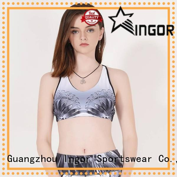 INGOR sexy cheap sports bras on sale for sport