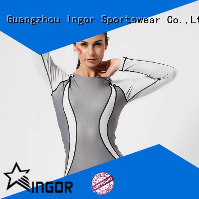 breathable Sports sweatshirts running to keep you staying clean and dry for girls